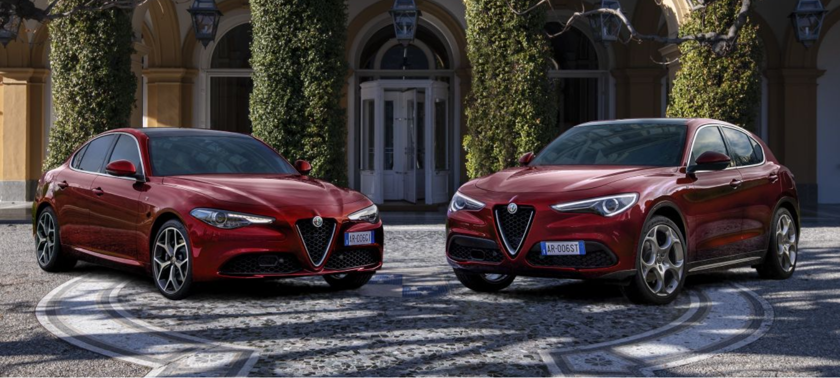 Auto Garant Giulia i Stelvio 6C Villa dEste: Omaž oličenju elegancije