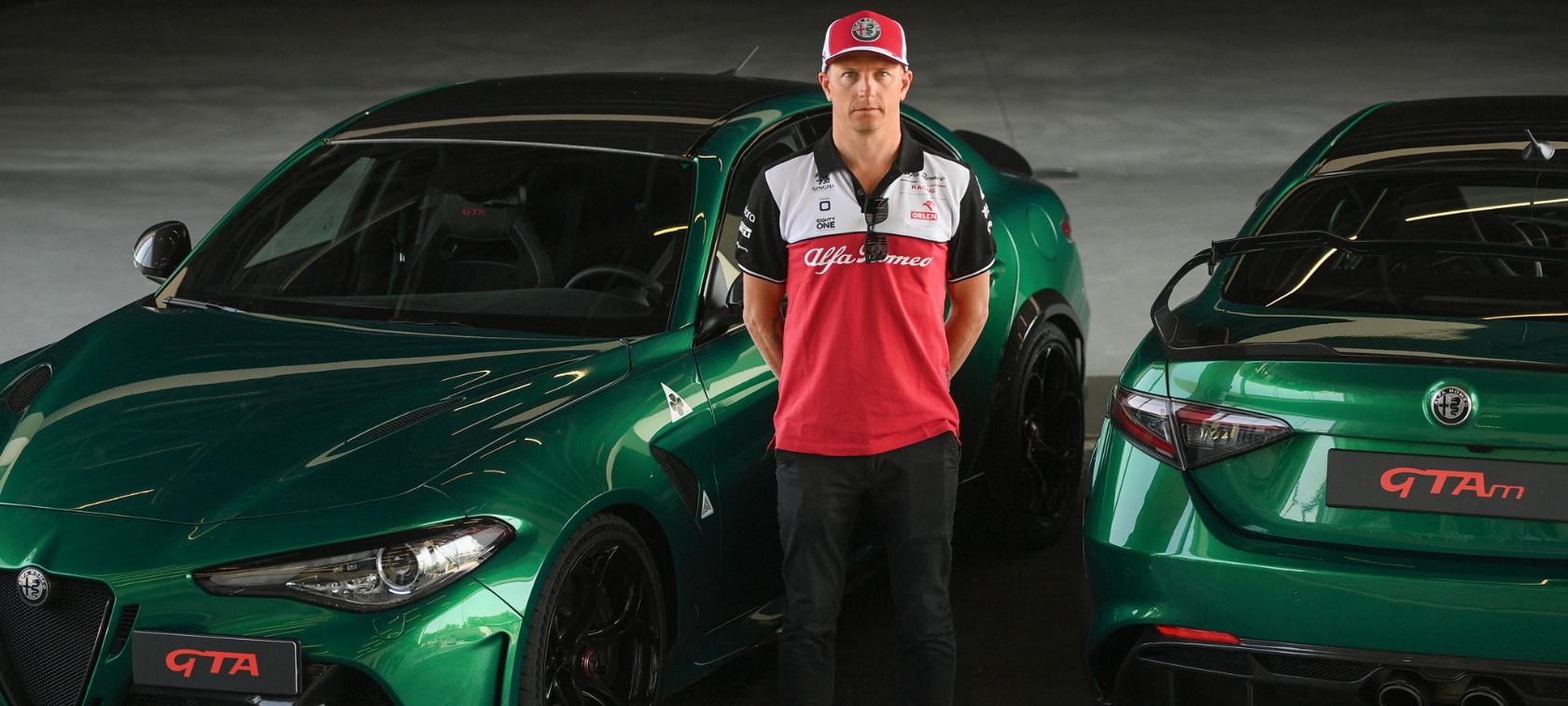 Auto Garant Kimi Raikonen, vozač Alfa Romeo Racing ORLEN tima, povlači se iz F1 krajem 2021. godine