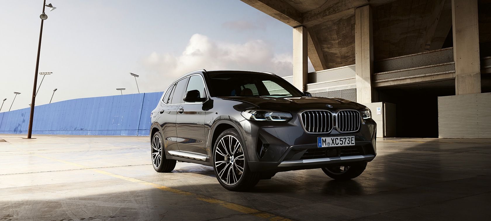 Auto Garant Potpuno novi BMW X3