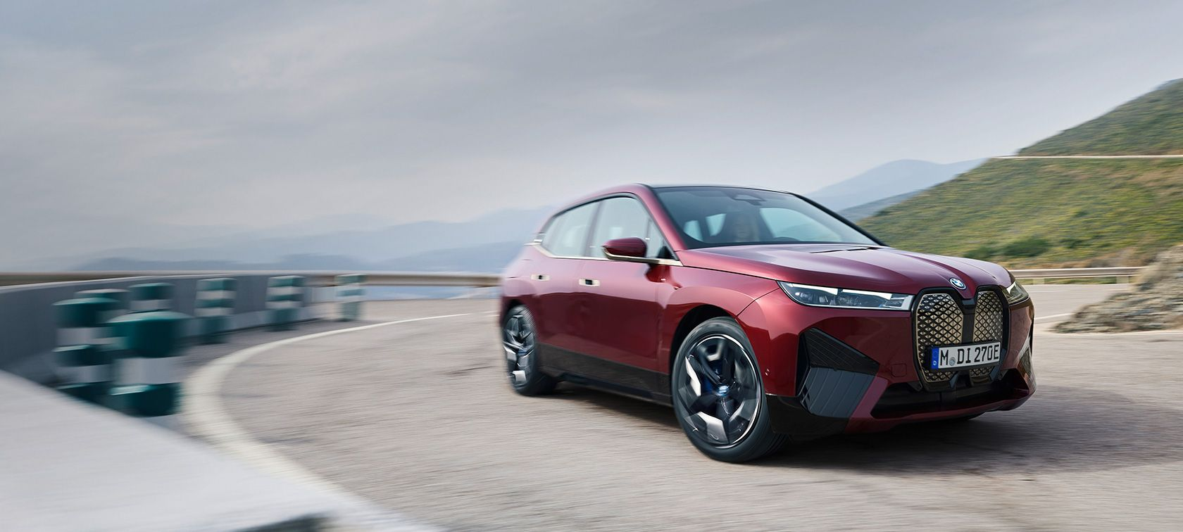 PRVI BMW iX: PIONIR NOVOG DOBA